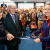 Opening New Sports Hall at Lizzy's Old School in Kent