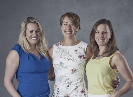 The Women's Sport Trust #BeAGameChanger Awards 2017 Sponsored By Microsoft - Portraits